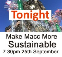 Make Macc More Sustainable